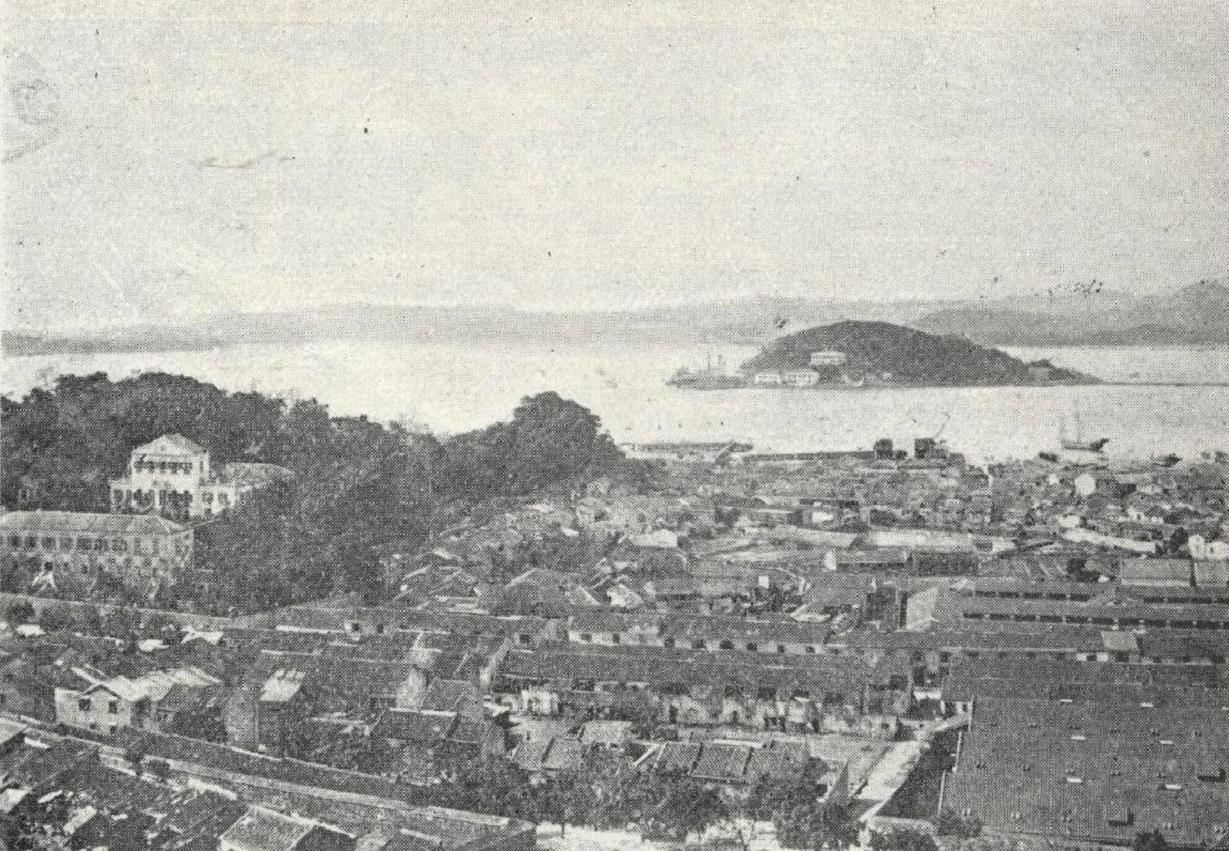 Serões 1902 - Jardim de Camões, Patane e Ilha Verde