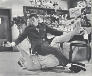 Teatro Vitória Jerry Lewis 1964 II