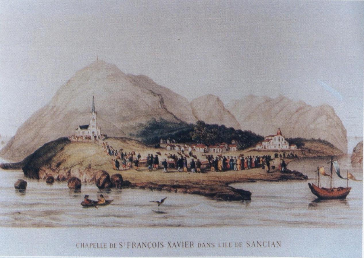 Benjamin Videira Pires- Xavier em Sanchoão ILHA