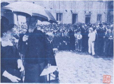CHEGADA TAMAGNINI BARBOSA 1937 V
