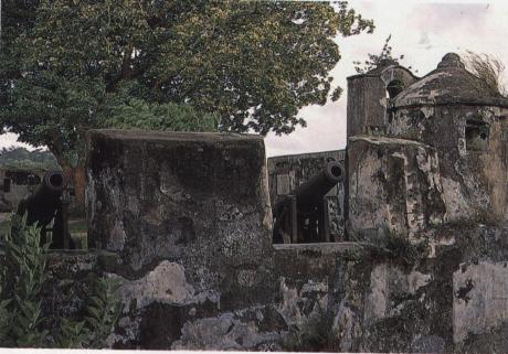 Fortaleza do Monte 1988