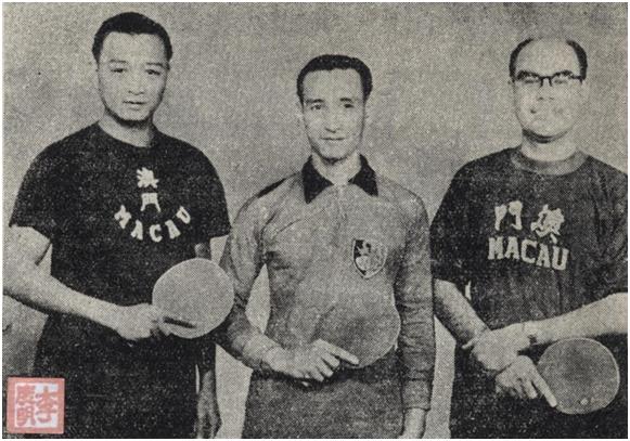 Jogadores Ping Pong I