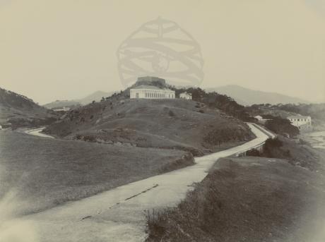Lazareto de D. Maria II 1907