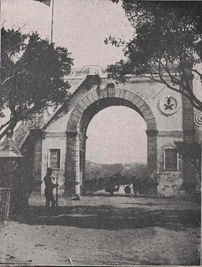Not cia de 17 de abril de 1926 na porta do cerco - Porta portese cerco lavoro ...