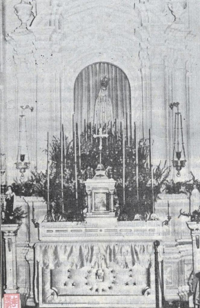 Ano III 13MAI1954 Jubileu N.S. Fátima I