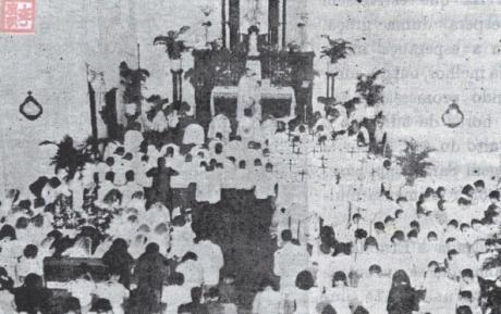 Ano III 13MAI1954 Jubileu N.S. Fátima VII