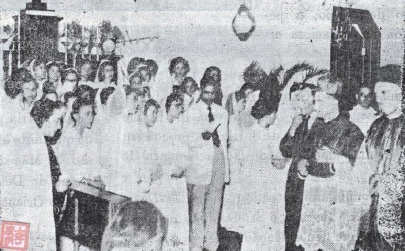 Ano III 13MAI1954 Jubileu N.S. Fátima VIII