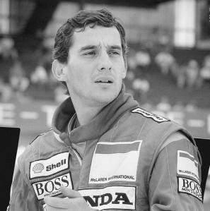 Ayrton de Senna