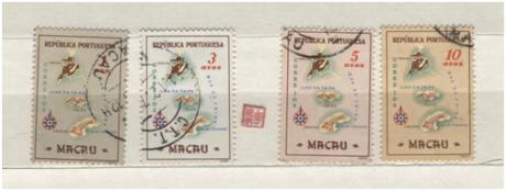 Carta Geográfica 1956 I