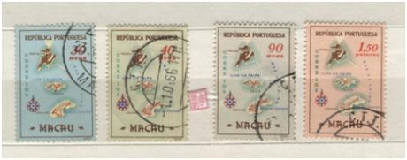 Carta Geográfica 1956 II