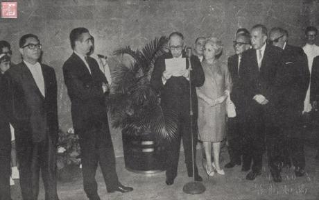 Inauguração Escola Comercial 28MAI1966 III