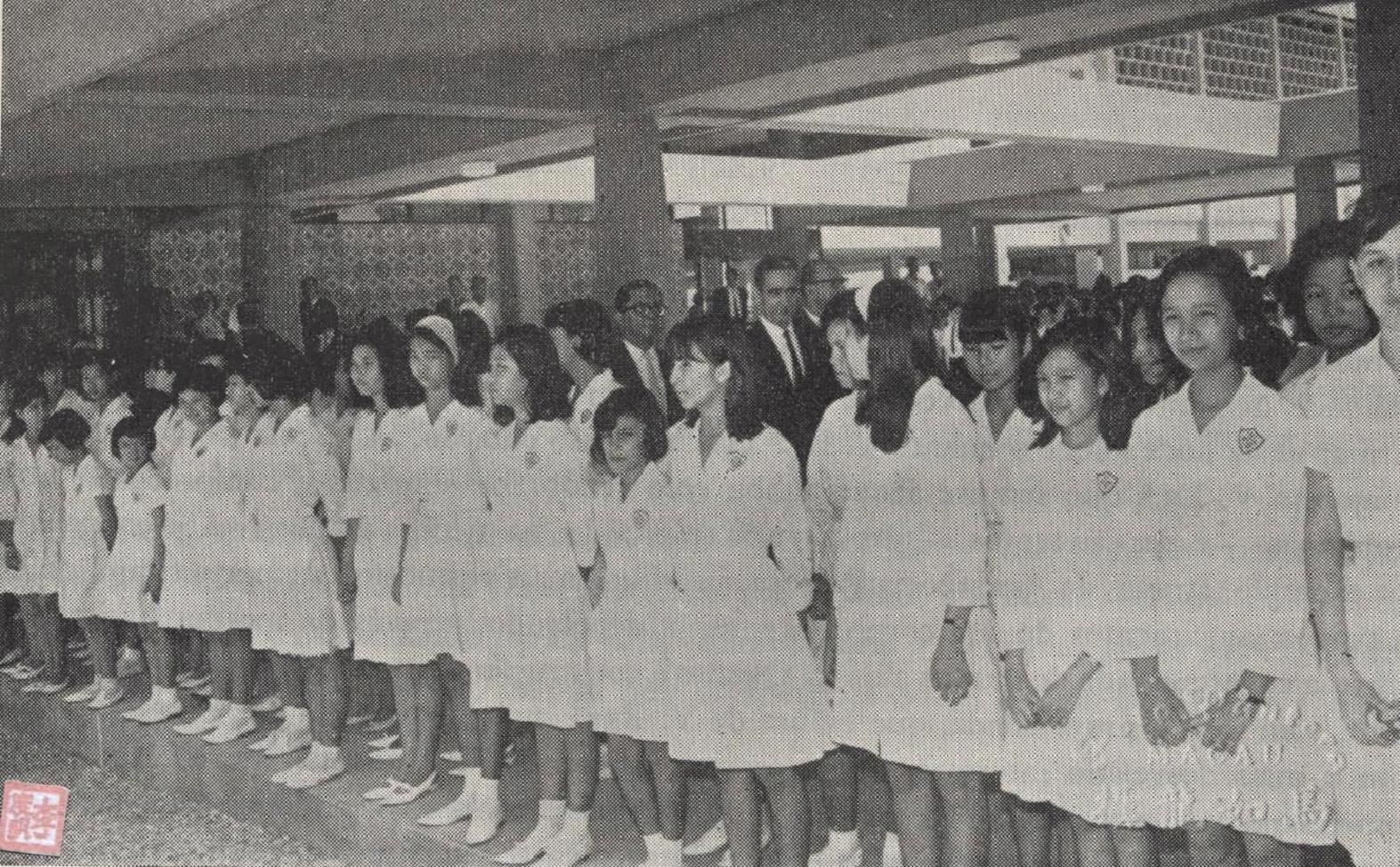 Inauguração Escola Comercial 28MAI1966 IV