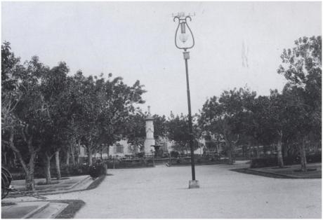Monumento da Vitória 1907 Man Fook MACAU PASSADO E PRESENTE