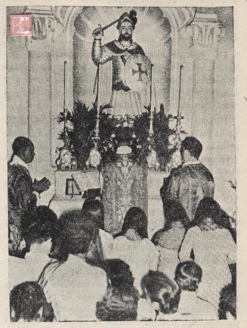 Ano III Festa S. Tiago 1956