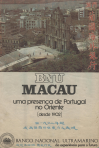 Diário de Notícias 1980 MACAU CONTRACAPA