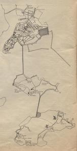 Diário de Notícias 1980 MACAU Mapa