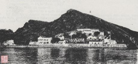 Fortaleza de S. Tiago 1899