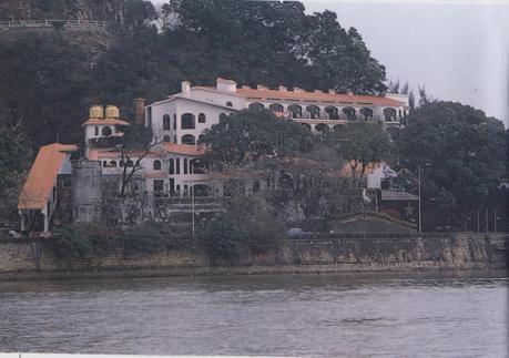 Pousada de Santiago 1988