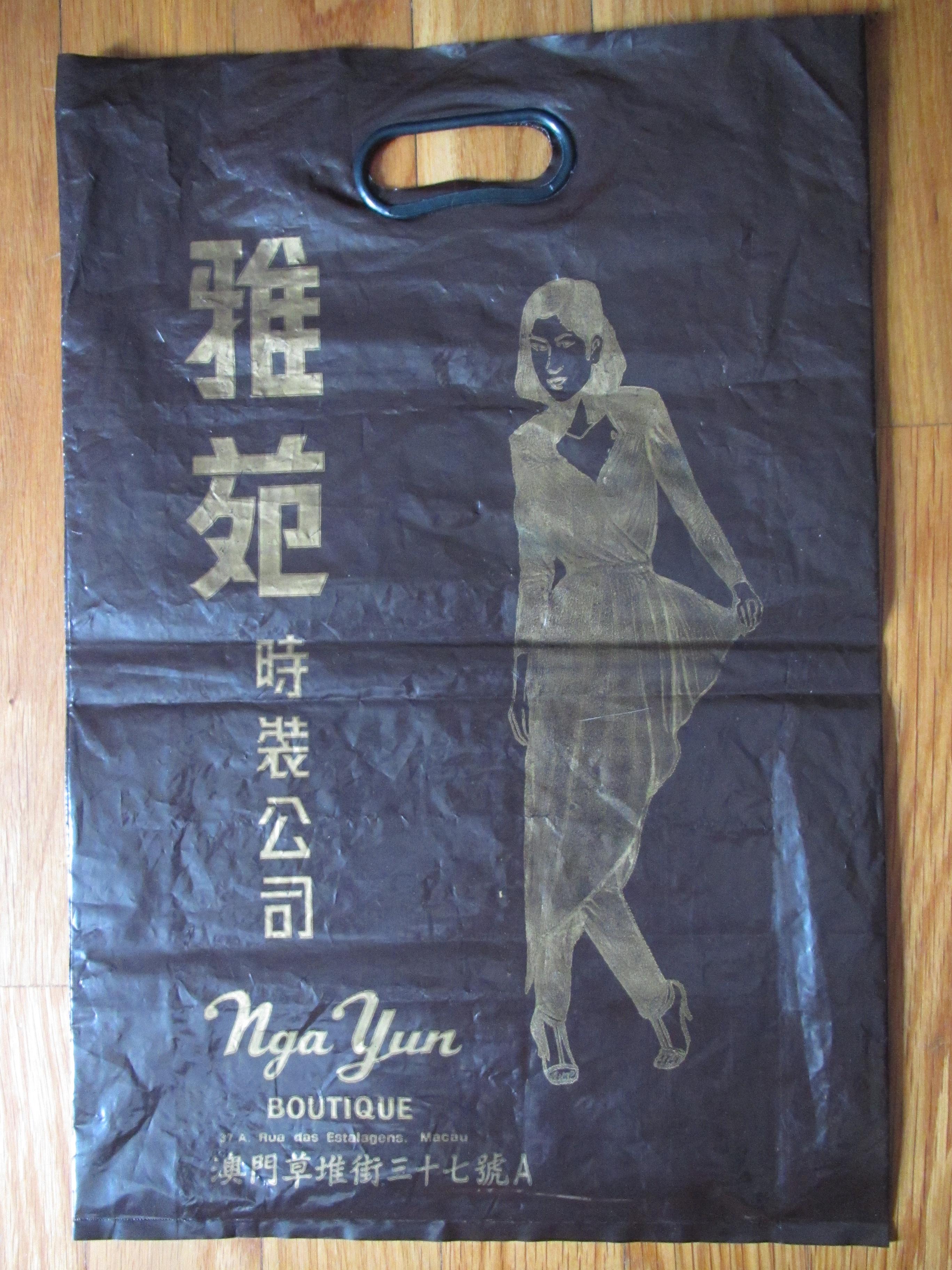 Saco de Compras Boutique Nga Yun I
