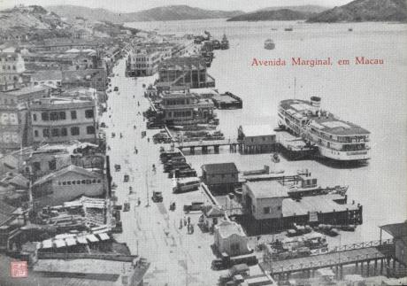 Av. Marginal Porto Interior