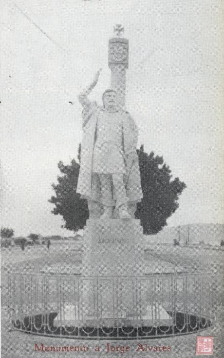 Estátua Jorge Álvares