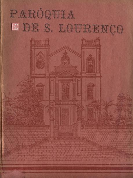 Pe. TEIXEIRA - Paróquia de S. Lourenço CAPA