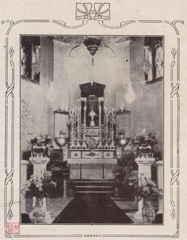 Pe. TEIXEIRA - Paróquia de S. Lourenço Capela Mór