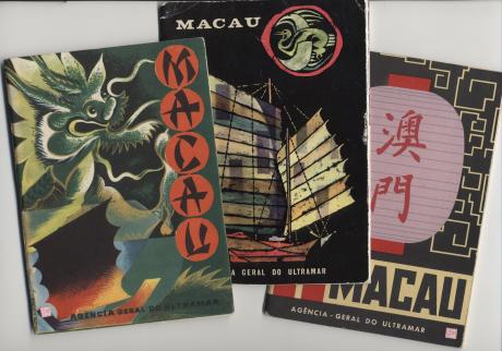 3 edições de MACAU AGU