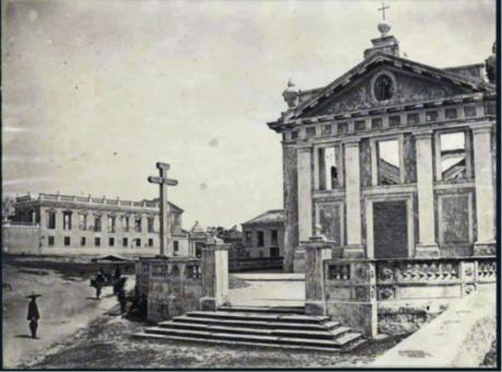 Igreja de S. António Tufão 1874