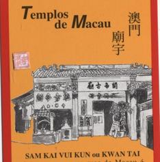 Marcador de livro Sam Kai Vui Kun I