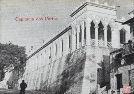 Roteiro do Ultramar Capitania dos Portos