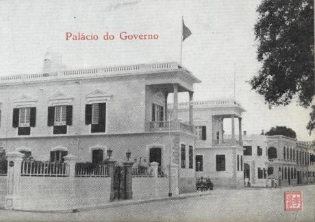 Roteiro do Ultramar Palácio do Governo