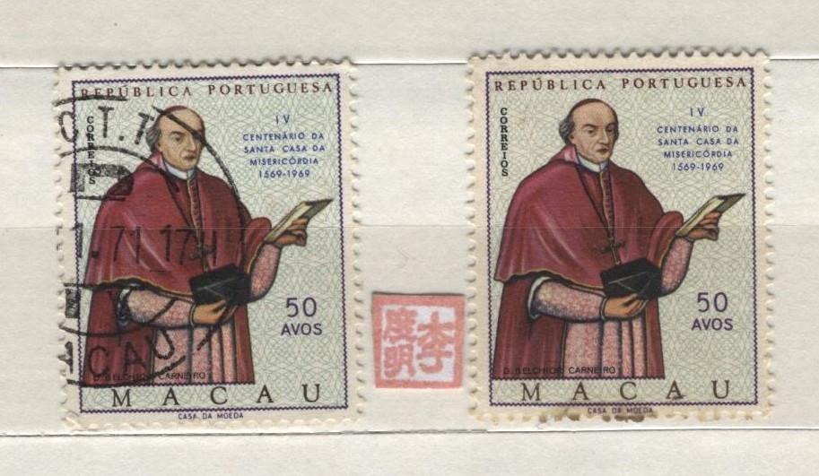 1969 IV Centenário SCM SELOS