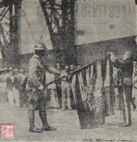 Ano III Companhia Coronel Mesquita 1922