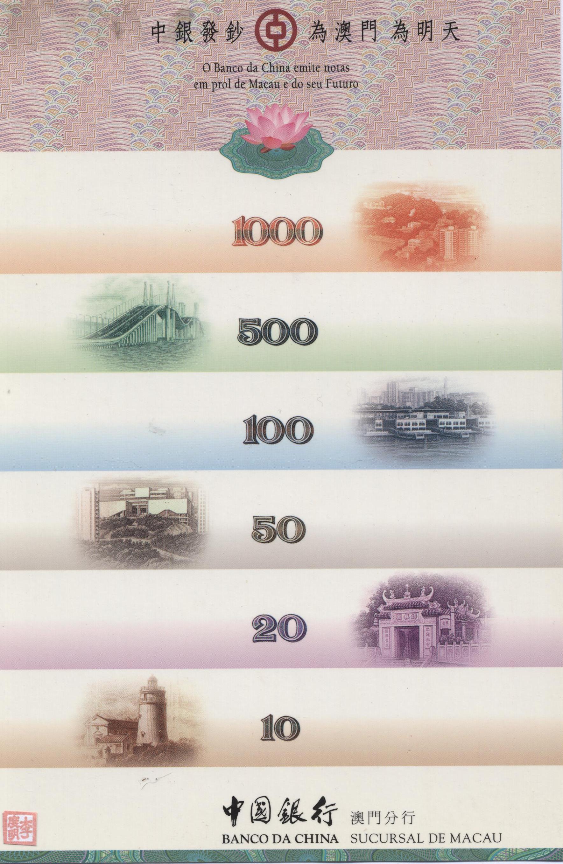 Banco da China 1997