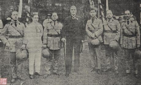 Gomes da Costa em Xangai 1922