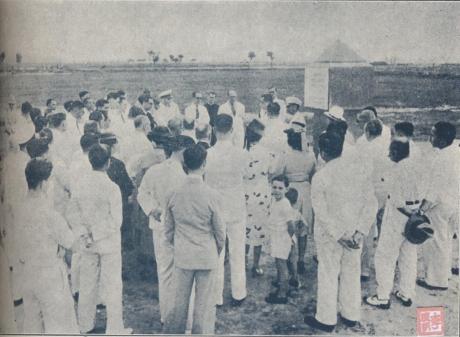 Inauguração Av. Afonso Henriques