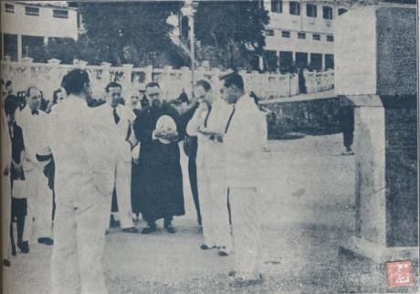 Inauguração Av. Lopo Sarmento de Carvalho