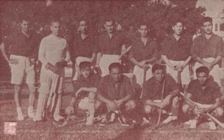 MOSAICO III-15-16  4NOV1951 Hockey Club de Macau A