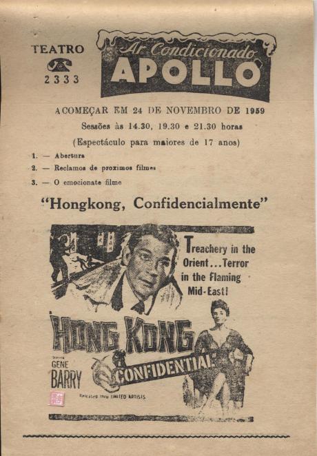 24NOV1959 HK Confidential