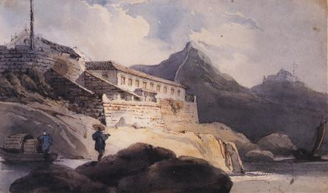 CHINNERY - Mosteiro e Fortaleza de S. Francisco