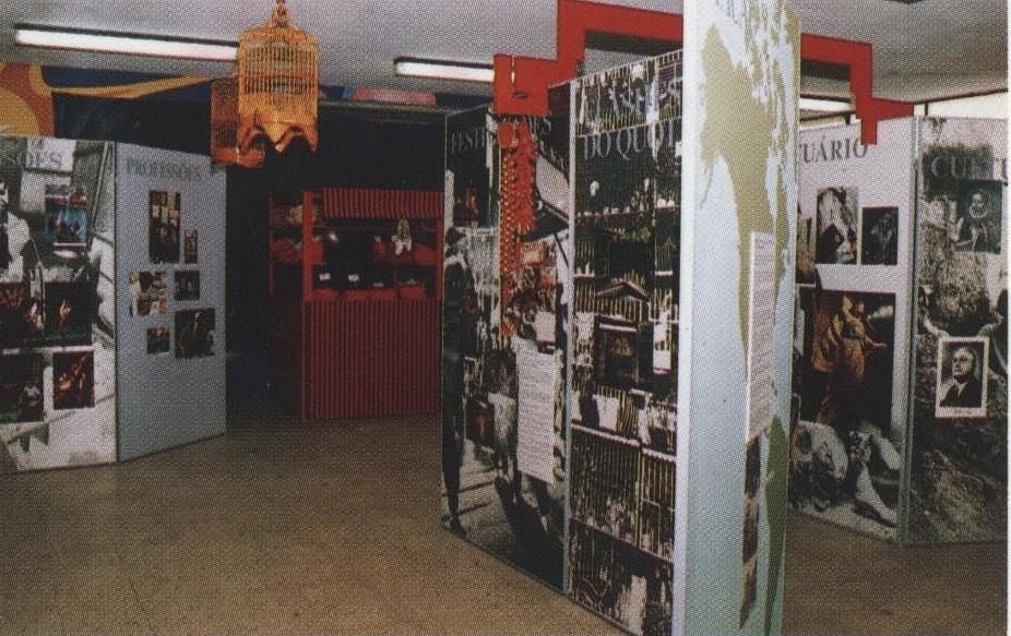 Exp. Macau nas escolas - Paines II