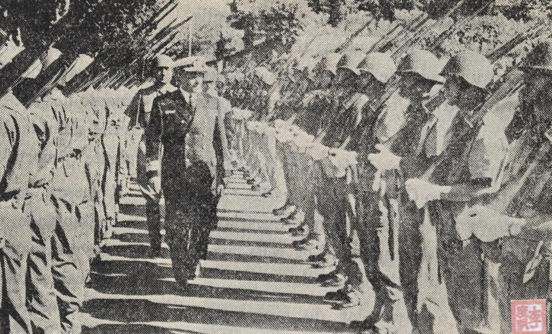 MBI III-57 1955 Festa Militar I