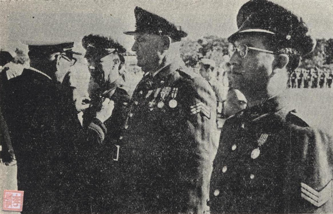 MBI III-57 1955 Festa Militar II