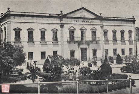 MOSAICO I.3, 1950 Leal Senado 1940