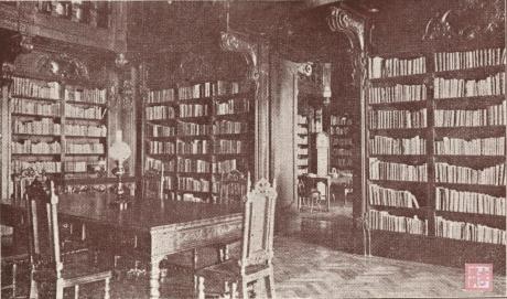 MOSAICO I.3, 1950 Leal Senado Biblioteca