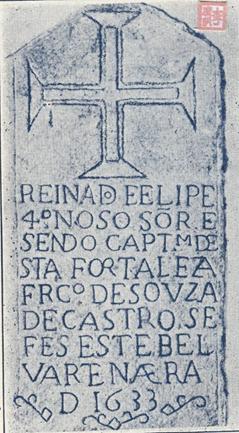 MOSAICO I.3, 1950 Leal Senado Pedra histórica
