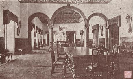 MOSAICO I.3, 1950 Leal Senado Salão