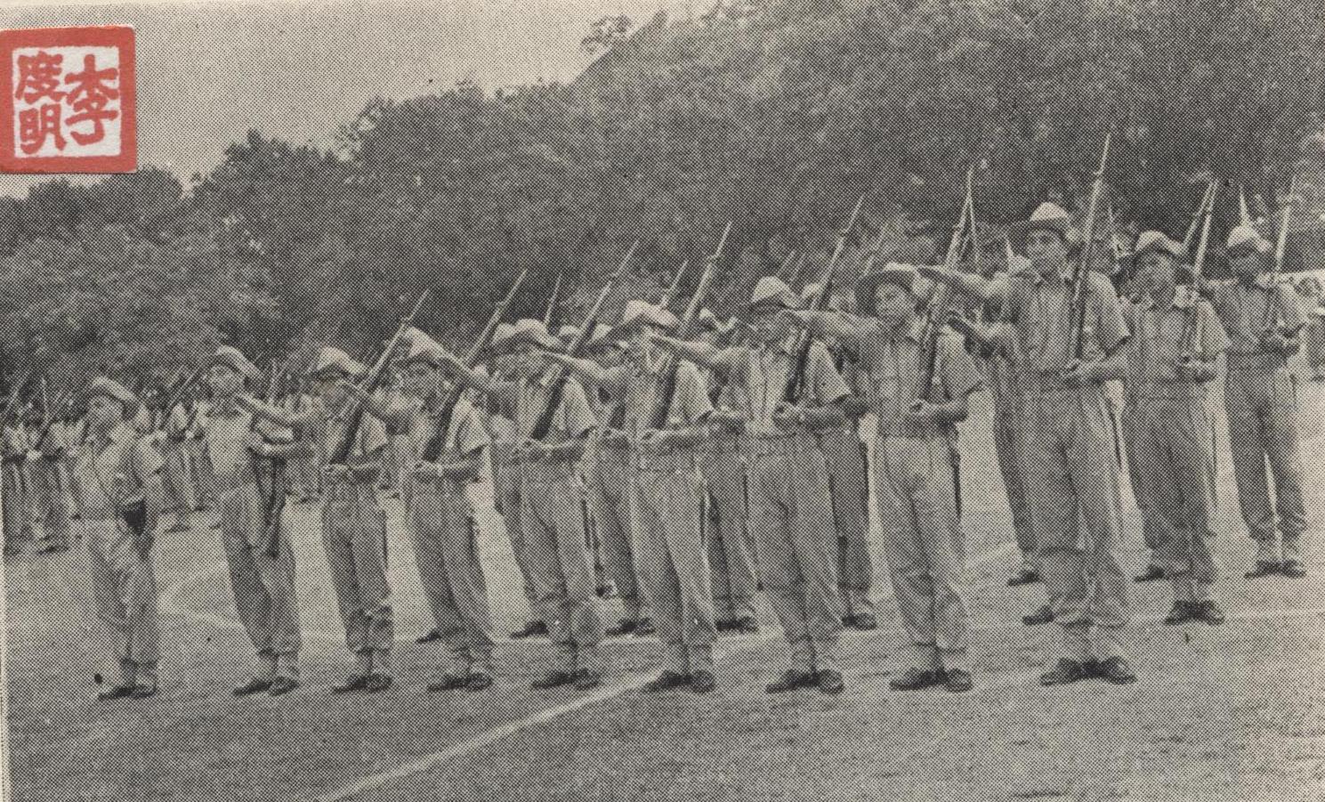11DEZ1960 Festa da Guarnição Militar III