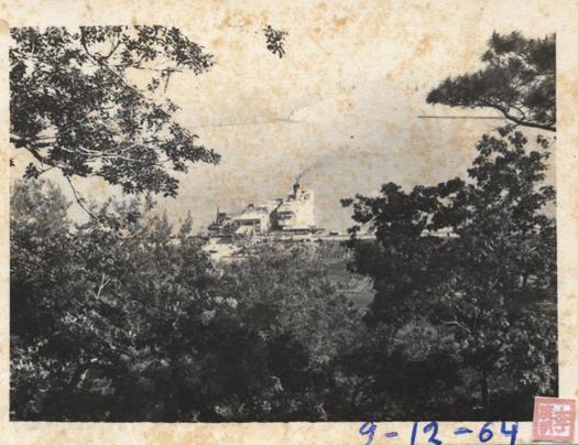 9DEZ1964 Ponte Cais Porto Exterior